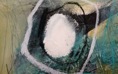 Daily Painting: Not always easy to find a detail