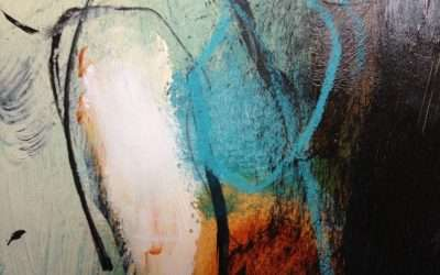 Daily Painting: Quin Gold in stead of Diaralyde Yellow