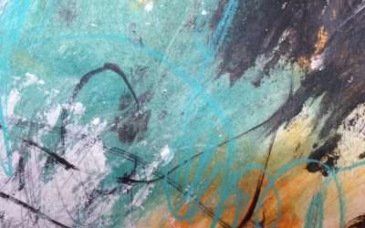 Daily Painting: working with a palette knife