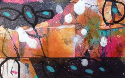 Video: collage on a business card (2)