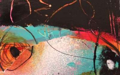 Video: Collage on a business card (3)